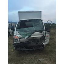 H100 Chasis Cabina 2009 Accidentada Solo Por Partes