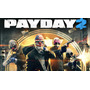 Pay Day 2 + 9 Dlc Cd-key Steam Digital Oferta!! Pc