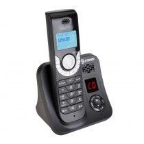 Eléfono Inalámbrico Con Identificador De Llamadas, Contestad
