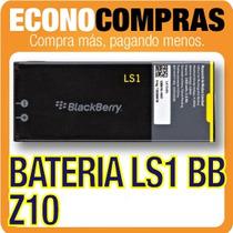 Batería Ls1 Para Blackberry Z10 Original 100% Nueva!!!!!!!!!
