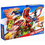 Hot Wheels Autopista T Rex Reto