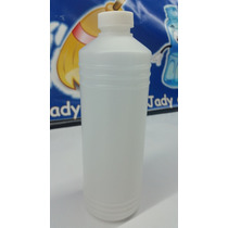 Envases De Plastico Botella Alcoholera De .500 Ml Con Tapa