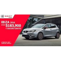 !!!!!!!!!! Oportunidad Ibiza Reference Std 2016 !!!!!!!!!!