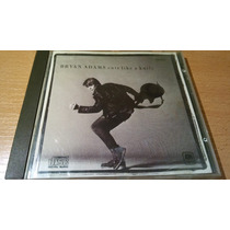 Bryan Adams, Cuts Like A Knif, Importado, Album Del Año 1983