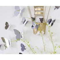 Espejo Decorativo De Moda Diseño Mariposa Moderno Minimalist