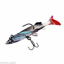 Currican Silicon Pesca Barracuda Sierra Alevin Especilizado