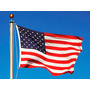 Bandera Estados Unidos De 1.52 X 2.43 Mt Uso Pesado Exterior