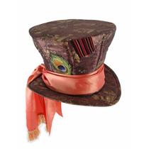 Sombrero De Sombrerero Loco Oficial Unitalla Adulto Disfraz