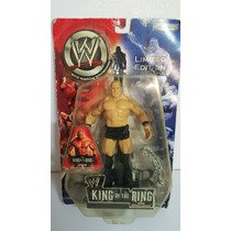 Wwe King Of The Ring Limited Edition Brock Lesnar