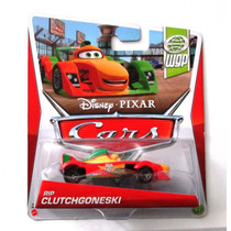 Cars Disney Rip Clutchgoneski. Blister.