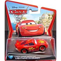Cars Disney Hudson Hornet Piston Cup Mcqueen. Blister.