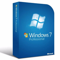 Lic Windows7 Professional Licencia Original 1 Pc