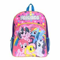 Mochila Para Niña - My Little Pony