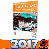 Foodtruck Como Poner Camion Food Truck- Guía Iniciar Negocio