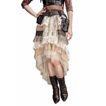 Steampunk Victorian Gothic Sexy Prom Dresses Homecoming