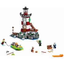 Lego Scooby Doo 75903: El Faro Encantado