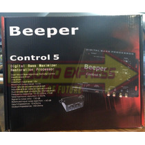 Epicentro Beeper Control 5 Maximizador De Graves Digital