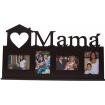Porta Retrato Mama, Mdf