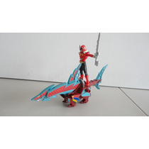 Power Ranger Samurai Sharkzord Vehicle - Megazord - Op4