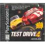 Ps1   Test Drive 4  Envio Gratis