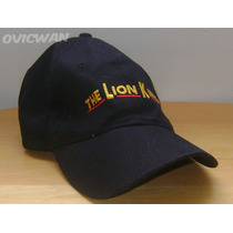 Gorra Negra El Rey León De Disney The Lion King Vip Dy20