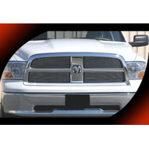 Parrilla Billet Cromada Dodge Ram 2009 09 Hemi Srt Sport