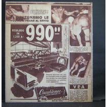 Articulo De La Revista Vea El Santo Vs Cavernario Galin 1954