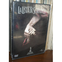 La Lista De Schindler Dvd Sellado De F