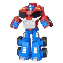 Hasbro Transformers Rescue Bots, Optimus Prime, Linea 2015