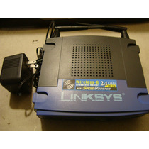 Router Linksys Wrt54gs 1.1 O 2.1 Con Speedbooster 35% Mas