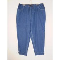 Pantalon De Mezclilla Para Dama Marca L.a Blues Maa.