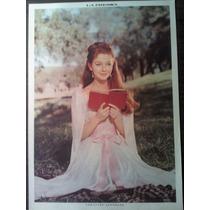 Poster De Editorial La Prensa Christine Kaufmann