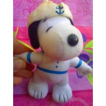 Snoopy De Peluche Vestido De Marinero