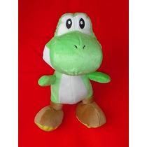 Yoshi Amigo De Mario Bros Peluche De Nintendo Ds