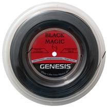 Cuerdapara Raquetas De Tenis Genesis Black Magic 1.23 200mts