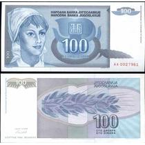 Yugoslavia 100 Dinaras 1992 Ndd