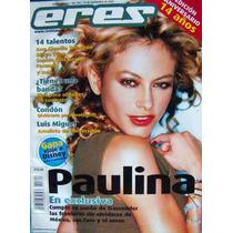Revista Paulina, En Portada