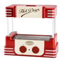Maquina Con Rodillo Para Hot Dogs Nostalgia Electrics 1nv