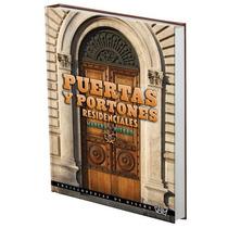 Puertas Y Portones Residenciales Madera + Hierro Daly Rgl