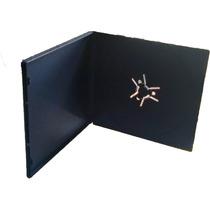 50 Estuches Negro Para Mini Cd/dvd Excelentes!!