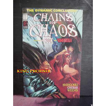 Chains Of Chaos #3 Vampirella Y The Rook 32 Pag. En Ingles