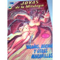 Comic Aguila Joyas De La Mitologia Antiguos Edit Novaro Vv4