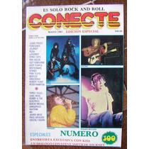 Poster Conecte,judas Priest,robert Plant,whitesnake