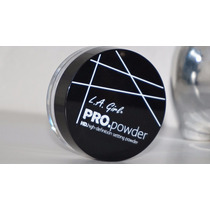 Polvo Fijador L.a. Girl Hd Pro Powder