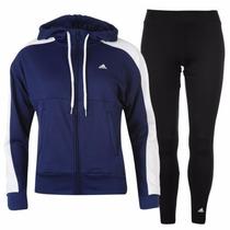 Pants Conjunto Deportivo Adidas Dama Originales Nuevos