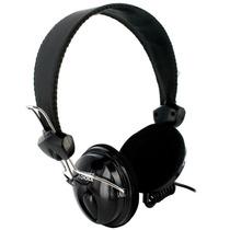 Audífono Diadema Con Micrófono :: Alta Fidelidad Plug 3.5 Mm