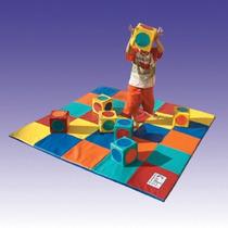 Carpeta Con Cubos De Estimulación Psicomotriz Kids Colors