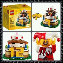 Lego Pastel Cake Cumpleaños Birthday Legobricksrfun