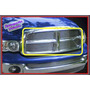 Parrilla Billet Cromada Dodge Ram Pick Up 03 04 05 2500 Bee