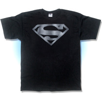 Playera Smallville Superman, Camisa Airbrush One Phantomasx